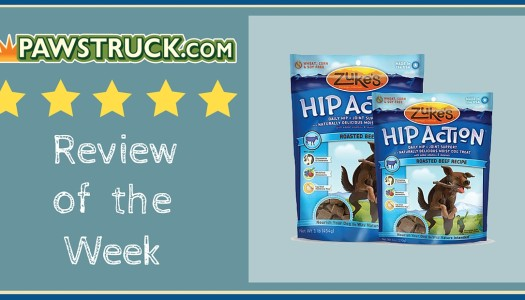 Review of the Week: Zuke's Hip Action Treats Beef (1 lb)