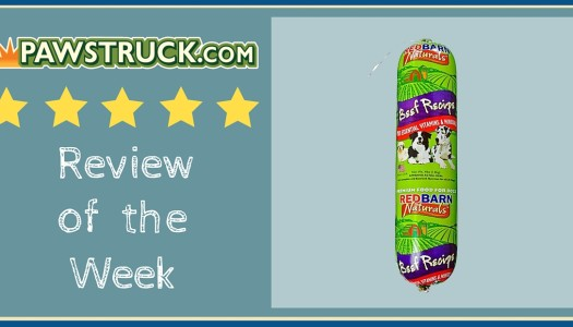 Review of the Week: Redbarn Beef Dog Food Rolls 4lb