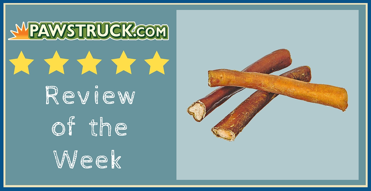 5 straight bully sticks dog treat review. Black Bedroom Furniture Sets. Home Design Ideas