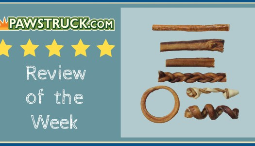 Review of the Week: Bully Stick Variety Pack