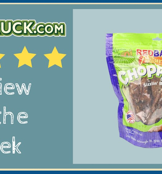 Click here to read a Pawstruck.com customer's dog treat review of Redbarn Choppers!