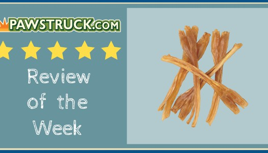 Review of the Week: Beef Tendon Dog Chews