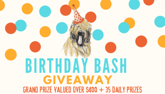 Enter the Birthday Bash Giveaway