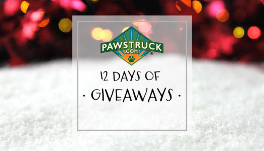 Pawstruck's 12 Days of Giveaways