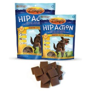 Zukes Hip Action Chicken Dog Treats