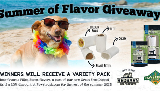 Summer of Flavor Giveaway – Enter Now