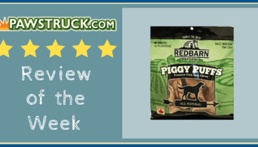 Review of the Week: Redbarn Piggy Puffs