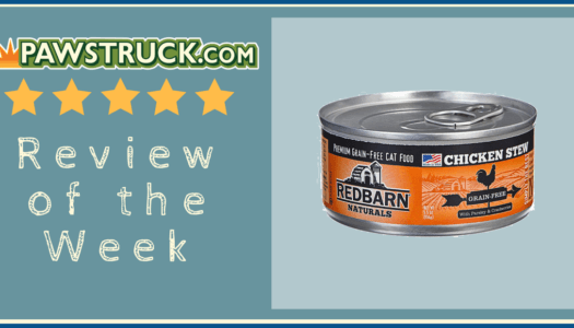 Review of the Week:  Redbarn Chicken Stew Grain-Free Cat Food