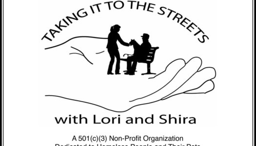 Rescue Spotlight: Taking It To The Streets with Lori and Shira