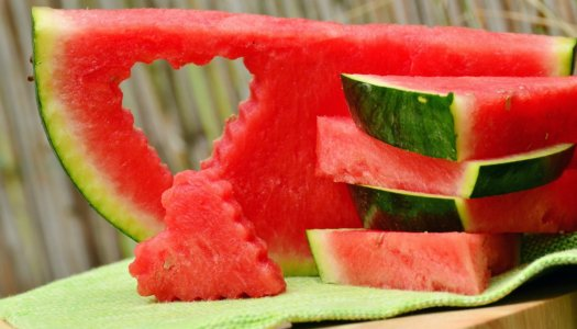 A Watermelon A Day Keeps Dehydration At Bay