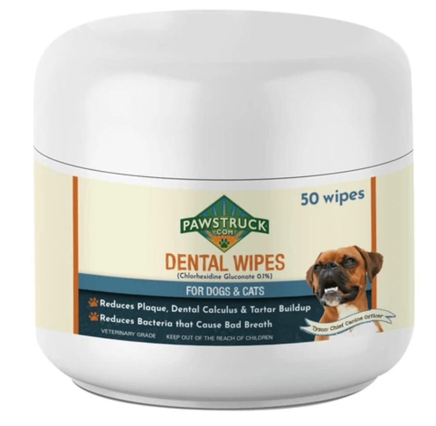 Pawstruck Dental Wipes