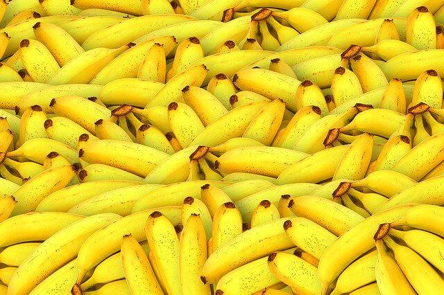Abundance of Banana During Summer